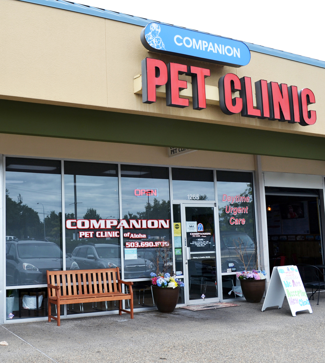 Companion Pet Clinic of Aloha